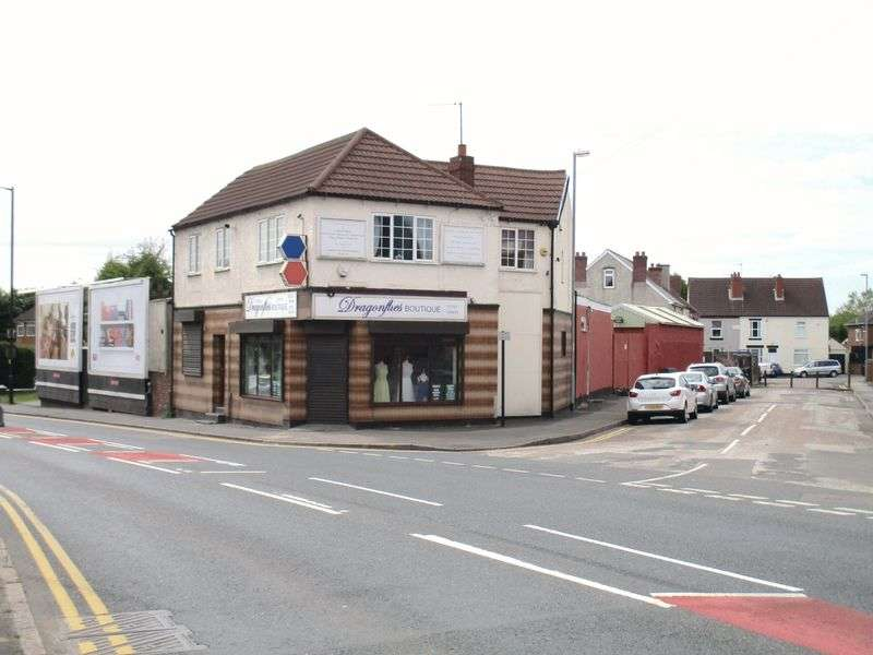 Property for sale in Freehold Commercial Property Multiple Rents Living Accomidation