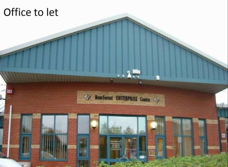 Property for rent in Internal first floor office in New Forest Enterprise Centre.The property is available on a Licence Agreement with rent invoiced fortnightly or monthly