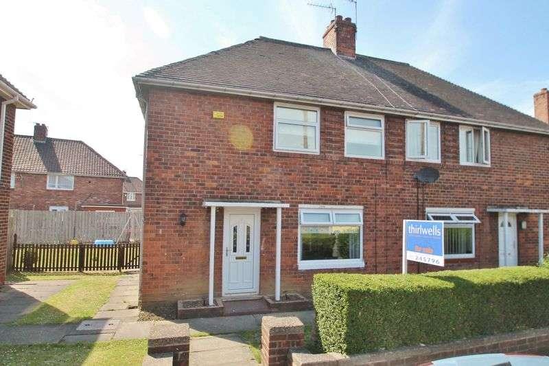 2 Bedrooms Semi Detached House for sale in Raisegill Close, Berwick Hills