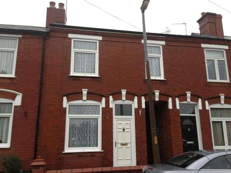 3 Bedrooms Terraced House for sale in 3 Bedroom House,Longfield Road, Stourbridge