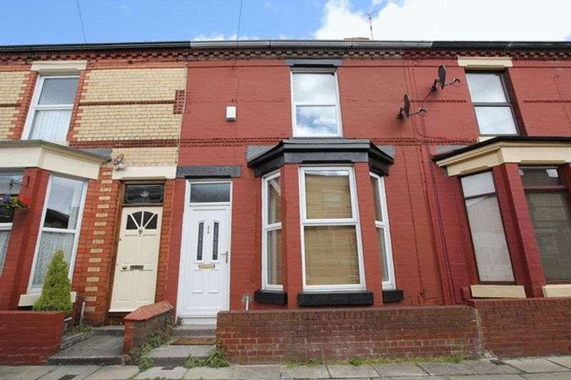 2 Bedrooms Terraced House for sale in Jamieson Road, Wavertree, Liverpool, L15