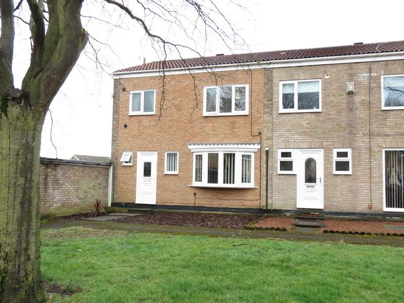 3 Bedrooms Terraced House for sale in Hatfield Place, Peterlee