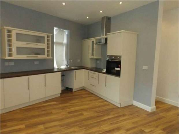 3 Bedrooms End Of Terrace House for sale in Coal Clough Lane, Burnley, Lancashire