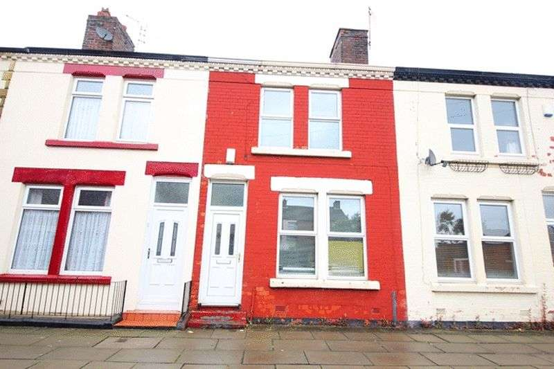2 Bedrooms Terraced House for sale in Edington Street, Wavertree, Liverpool, L15