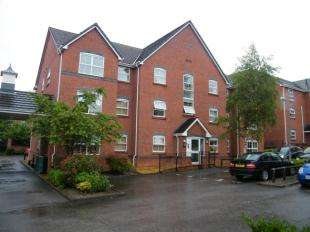 2 Bedrooms Flat for sale in Arley Court, Wrenbury Drive, Northwich, Cheshire