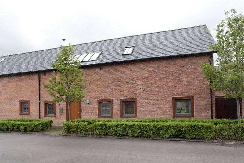 3 Bedrooms Terraced House for sale in Moss Hall Farm Mews, Golborne Lane, High Legh