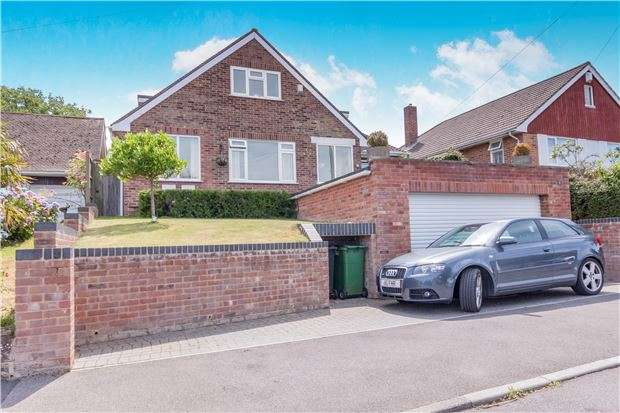 4 Bedrooms Detached House for sale in Amherst Close, HASTINGS, East Sussex, TN34