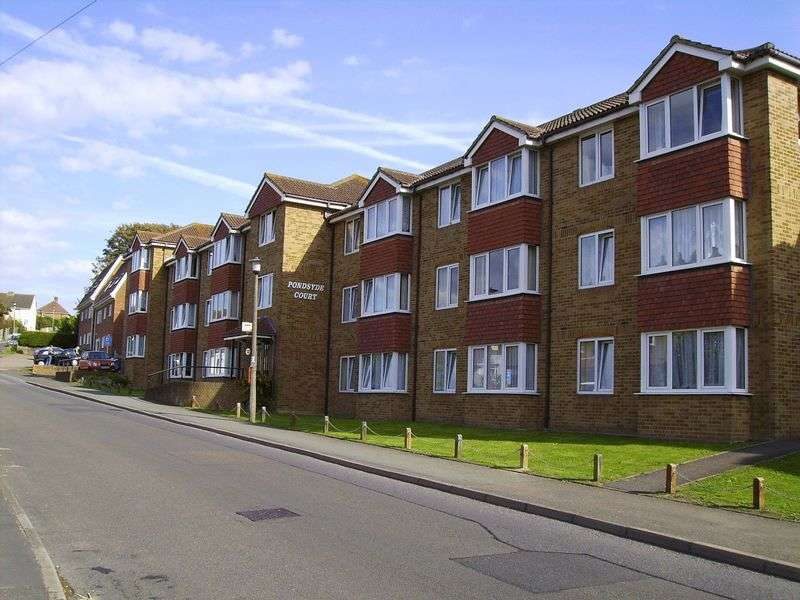 1 Bedroom Retirement Property for sale in Pondsyde Court, Seaford, BN25 3ET