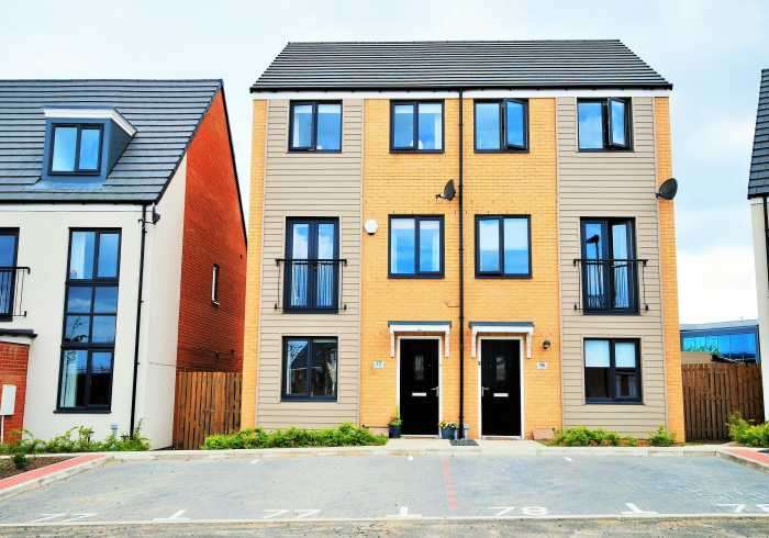 3 Bedrooms House for sale in Elmwood Park Court, Great Park, Newcastle, Gosforth, NE13 9BS
