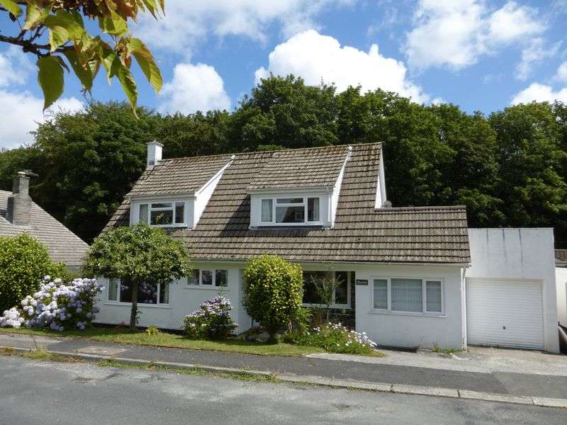 4 Bedrooms Detached House for sale in Ridgewood Close, St Austell