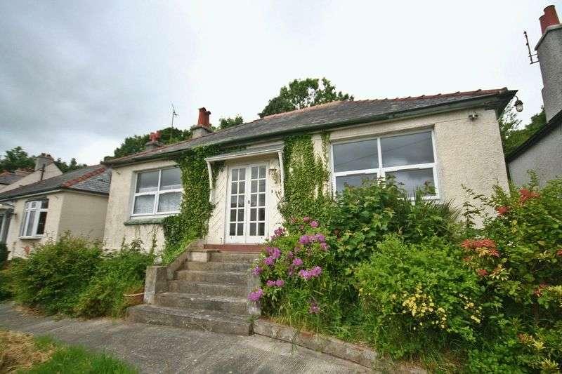 3 Bedrooms Detached Bungalow for sale in Church Terrace, Llangefni