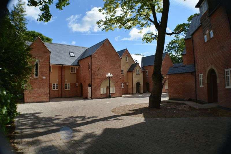 2 Bedrooms House for sale in Steeple Row, Loughborough