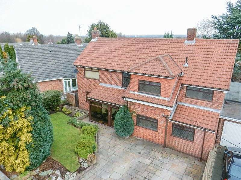 5 Bedrooms Detached House for sale in Rockbourne Avenue, Liverpool