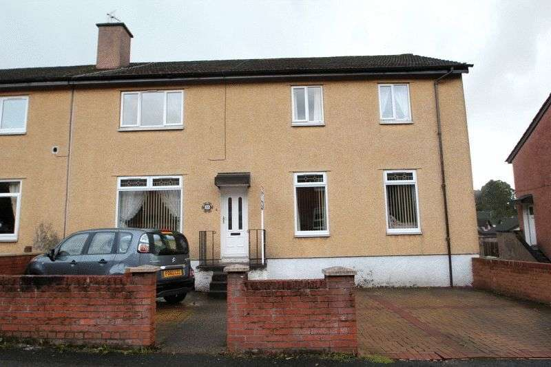 3 Bedrooms Flat for sale in Westbourne Avenue, Tillicoultry