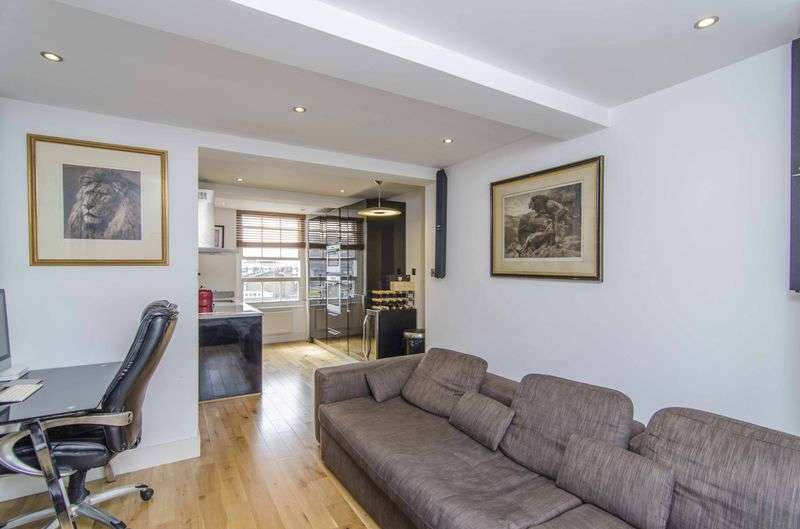 1 Bedroom Flat for sale in Walton Street, London, SW3