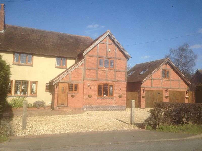 4 Bedrooms Semi Detached House for sale in Alveston Pastures, Loxley Road, Stratford CV37