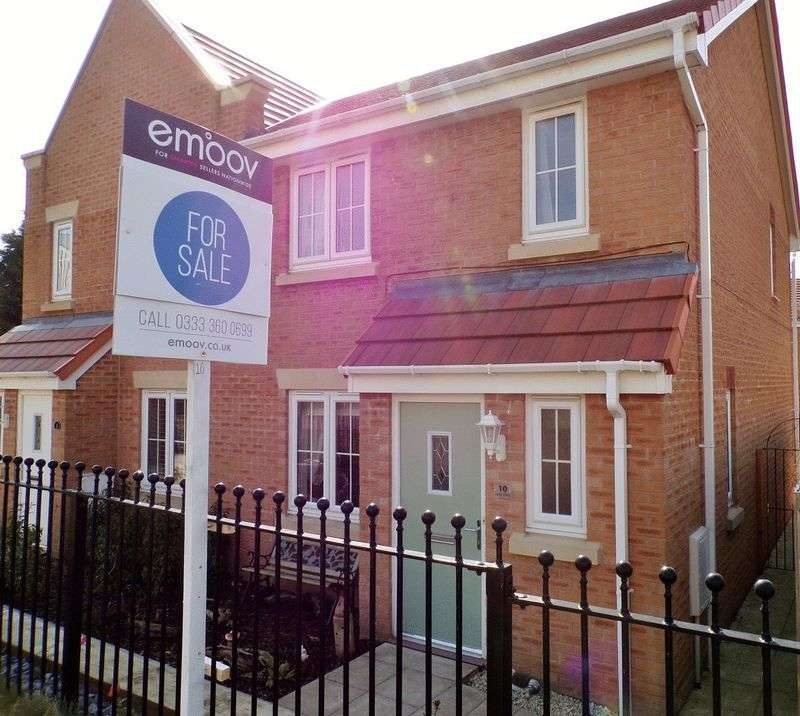 3 Bedrooms Semi Detached House for sale in Long Furlong, Penistone, Sheffield