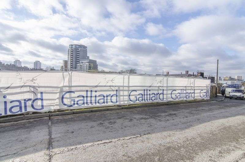 2 Bedrooms Flat for sale in Stratford, London, E15