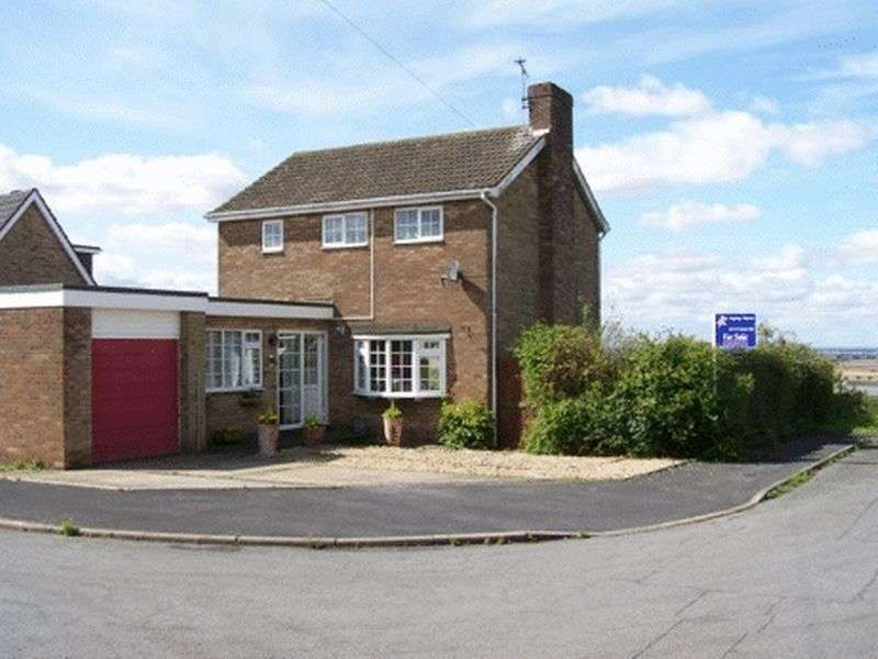 3 Bedrooms Detached House for sale in Hillcrest Drive, Burton-upon-Stather