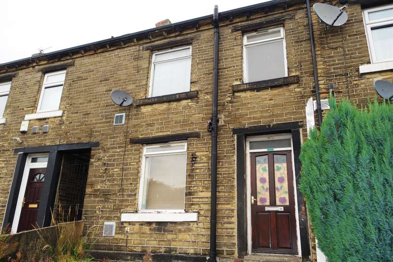 1 Bedroom Terraced House for sale in Willow Lane, Fartown, Huddersfield, HD1 6EB