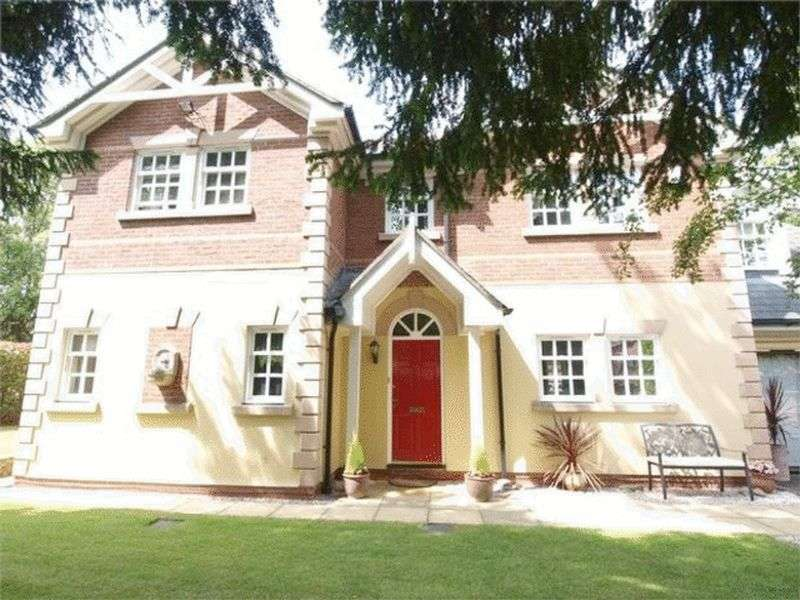 5 Bedrooms Detached House for sale in Village Road, Oxton, Wirral