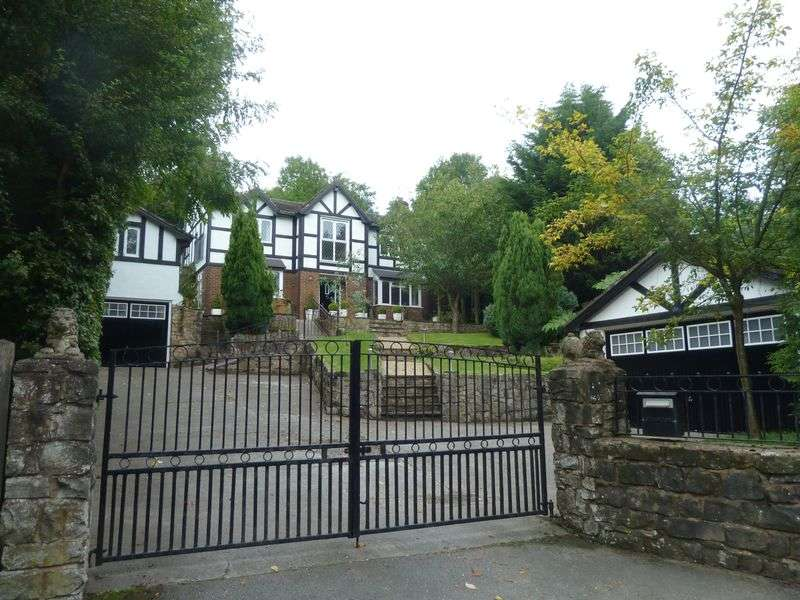 5 Bedrooms Detached House for sale in Ruthin Road, Mold