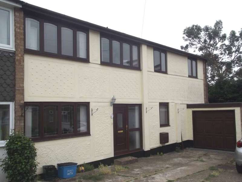 5 Bedrooms Semi Detached House for sale in Granger Avenue, Maldon