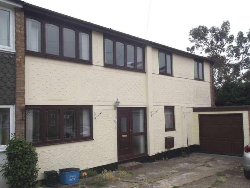 5 Bedrooms Semi Detached House for sale in Granger Avenue, Maldon