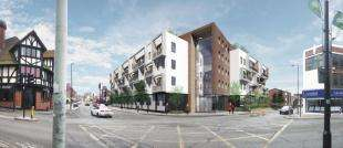2 Bedrooms Flat for sale in South End, Croydon