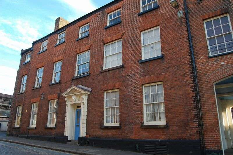 1 Bedroom Flat for sale in Pottergate, Norwich
