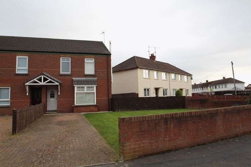 3 Bedrooms Semi Detached House for sale in Larkfield Square, Lurgan