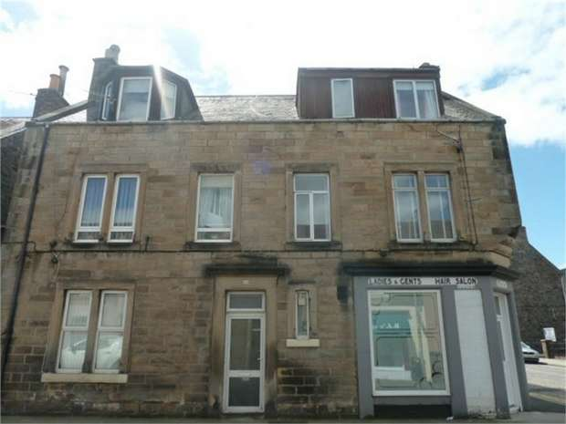 3 Bedrooms End Of Terrace House for sale in Gala Park, Galashiels, Scottish Borders