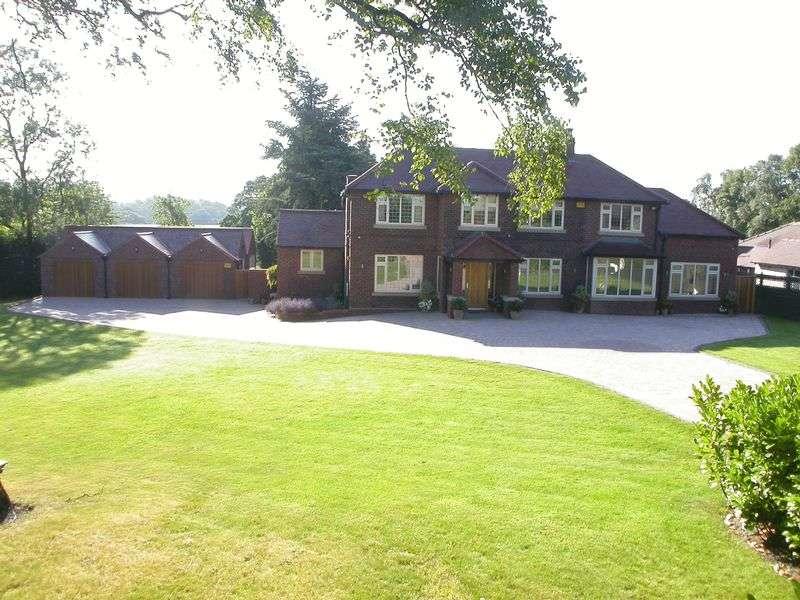 4 Bedrooms Detached House for sale in ADLINGTON ( LONDON ROAD )