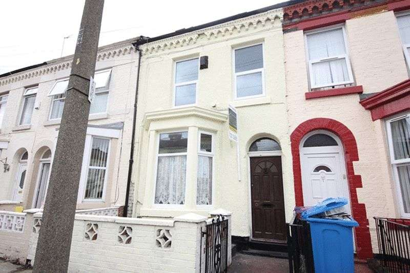 2 Bedrooms Terraced House for sale in Jacob Street, Toxteth, Liverpool, L8