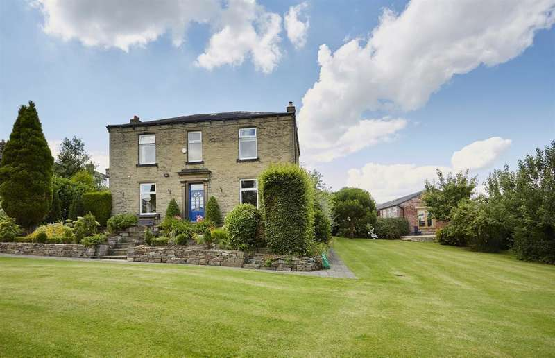 5 Bedrooms Detached House for sale in Oakville, Liversedge Hall Lane, Liversedge, WF15 7AF