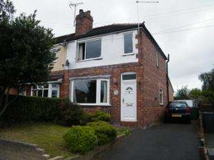 2 Bedrooms Semi Detached House for sale in Esthers Lane, Weaverham, Northwich, Cheshire