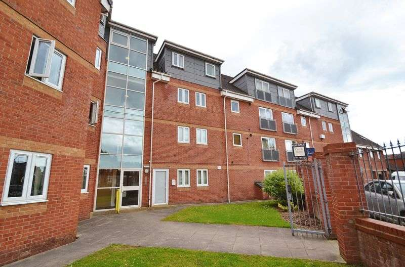 1 Bedroom Flat for sale in Anson Street, Eccles