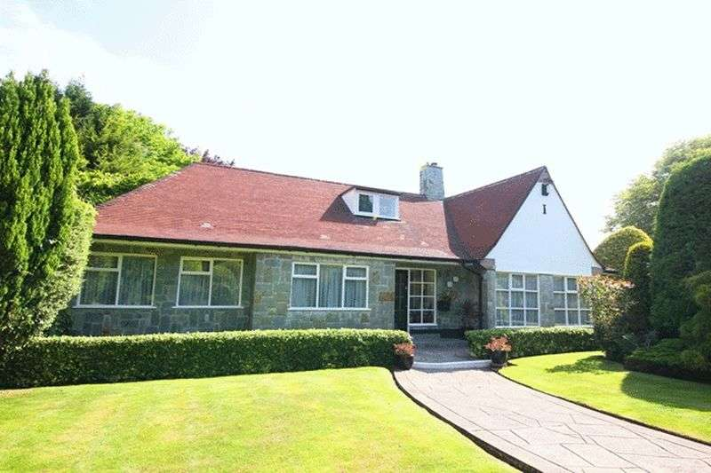 4 Bedrooms Detached Bungalow for sale in Heath Hey, Woolton, Liverpool, L25