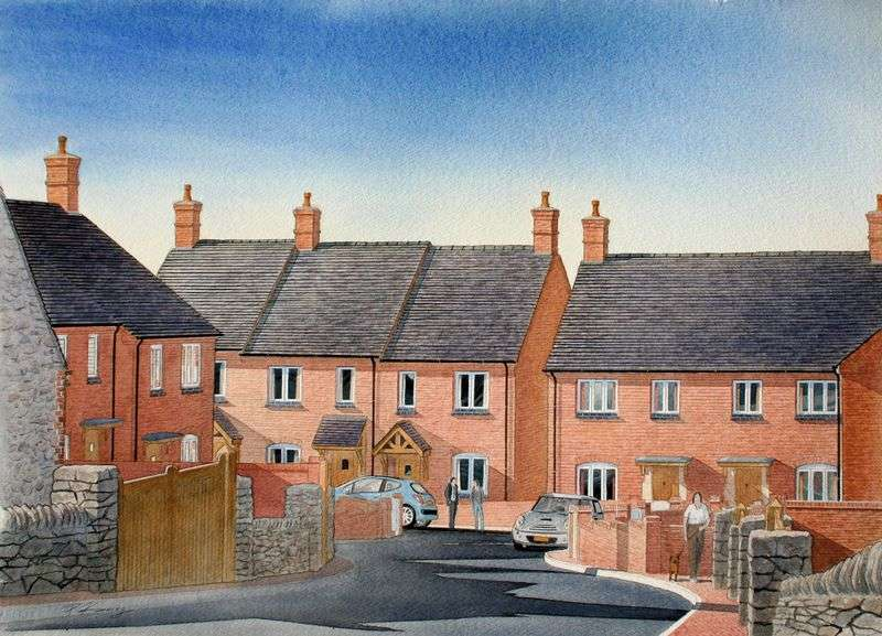 4 Bedrooms Detached House for sale in Plot 3, Rock View Close, Whitwick