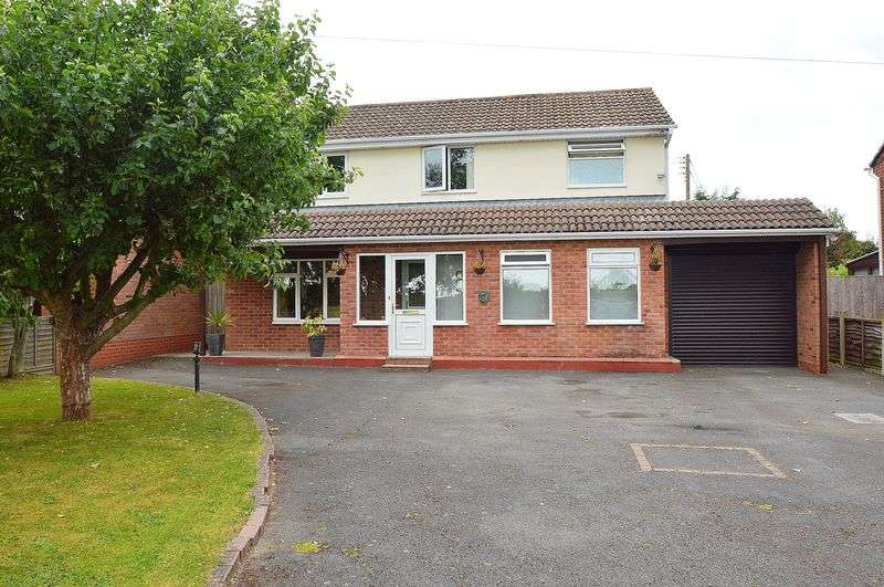 4 Bedrooms Detached House for sale in Appletree Lane * Inkberrow * WR7