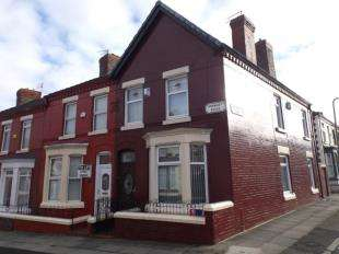 3 Bedrooms End Of Terrace House for sale in Hornsey Road, Liverpool, Merseyside, L4