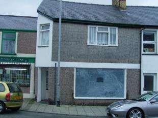 1 Bedroom Terraced House for sale in High Street, Penrhyndeudraeth, Gwynedd, LL48