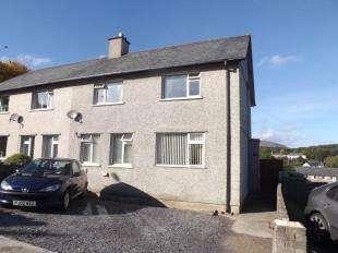3 Bedrooms Semi Detached House for sale in Adwy Ddu Estate, Penrhyndeudraeth, Gwynedd, LL48