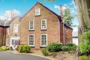 5 Bedrooms Semi Detached House for sale in Scholes Hall, The Scholes, St. Helens, Merseyside, WA10