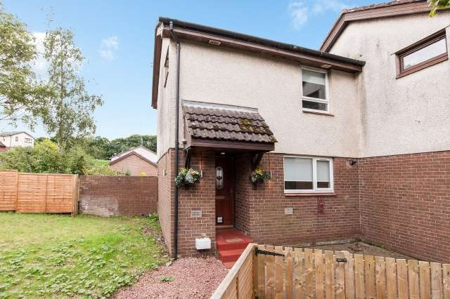 2 Bedrooms Semi Detached House for sale in Auchinleck Gardens, Robroyston, Glasgow, G33 1PL