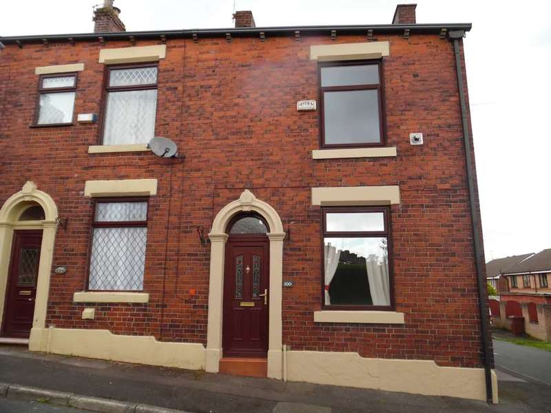 2 Bedrooms Terraced House for sale in Alfred Street, Shaw