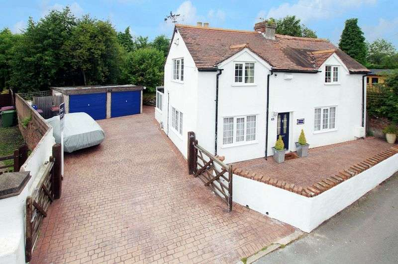3 Bedrooms Cottage House for sale in 14 Mannerley Lane, Overdale, Telford, Shropshire.