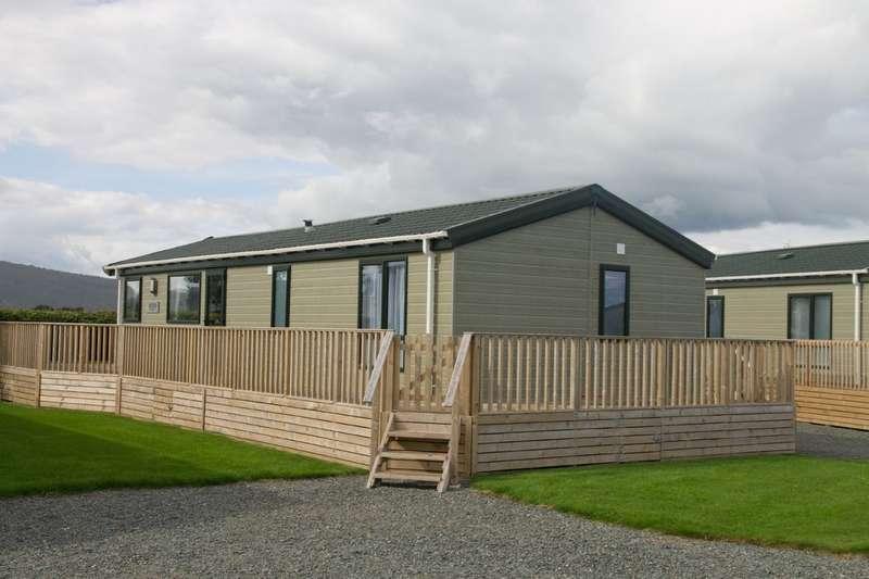 2 Bedrooms Mobile Home for sale in Levens 8 Sampool Park, Levens, Near Kendal, Cumbria, LA8 8EQ
