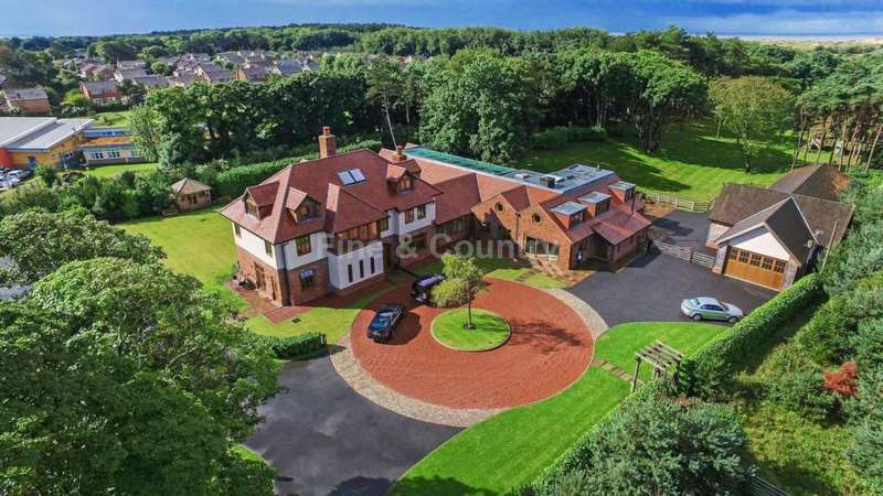 8 Bedrooms Manor House Character Property for sale in Formby, L37