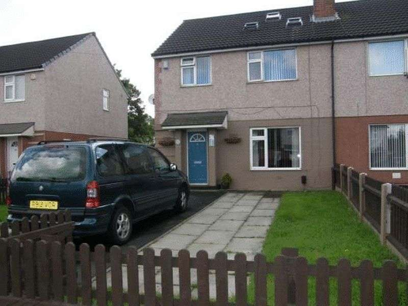 5 Bedrooms Semi Detached House for sale in Lime Green Road, Limeside, Oldham
